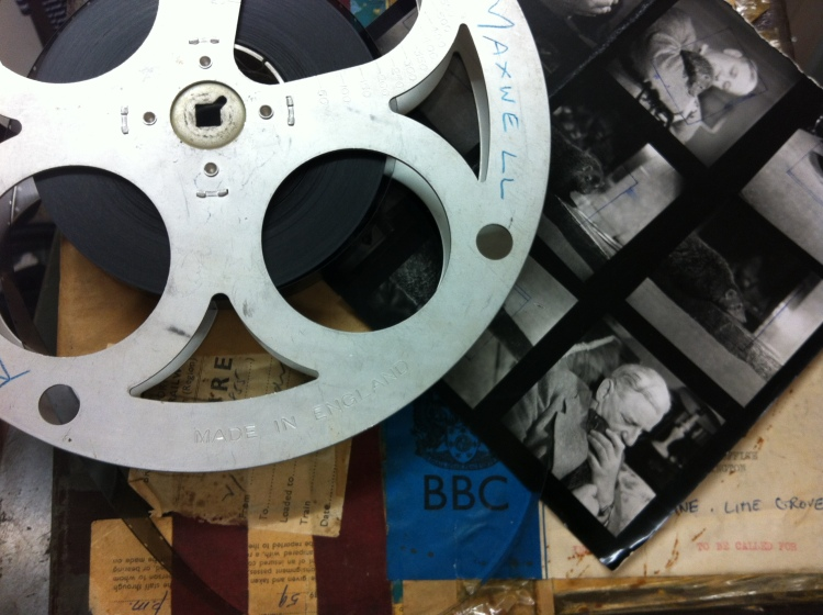 BBC Film Reel