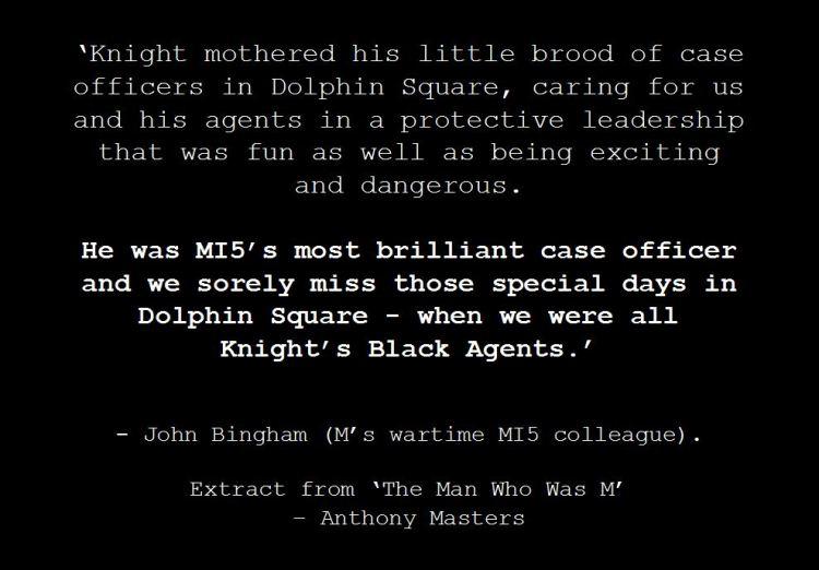 John Bingham and MK